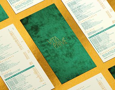 VITA PRIVÉ - Show Restaurant