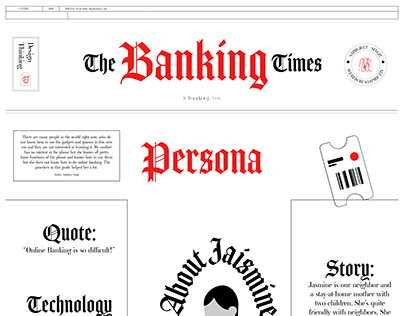 The Banking Times | Design Thinking