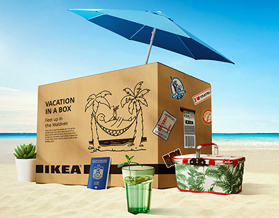 IKEA | Vacations in a Box