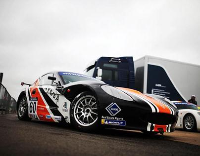 Geri Nicosia Racing Car Livery