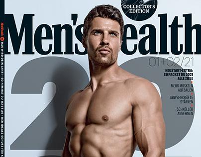 + MEN'S HEALTH - GERMANY +