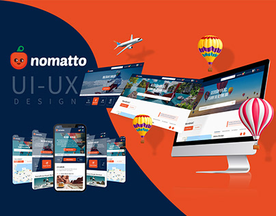 Nomatto - Online Tourism Consultancy Application