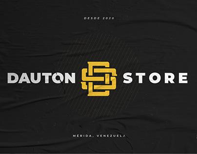 Dauton Store - Manual de Identidad