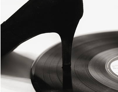 'Vinyl Record Player' concept