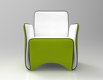 Chair design, project # 24 in DESIGN MARATHON