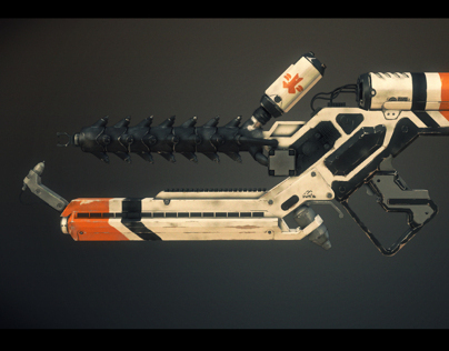 Arc-gen gun model