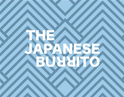 The Japanese Burrito