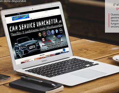 Nuovo sito per la concessionaria Car Service Varchetta