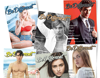 Be Different Magazine