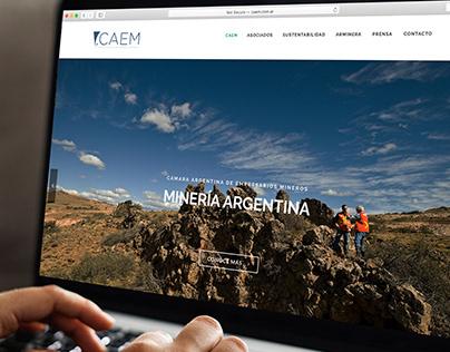 WEB / CAEM