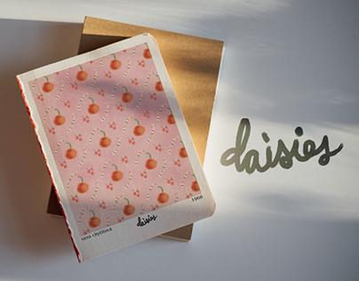 patterns | DAISIES