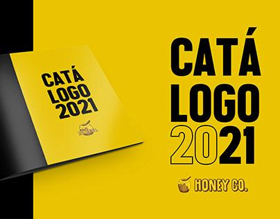Catálogo Honey Co. 2021