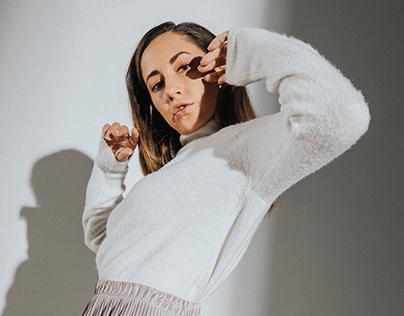 Luisa Sedcard Shooting