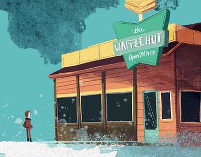 The Waffle Hut