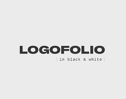Logofolio in b&w