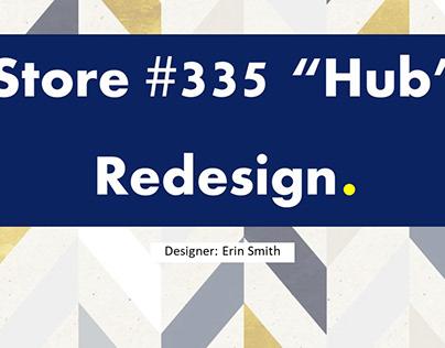 "Best Buy ""Hub"" Redesign"