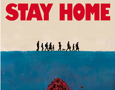 STAY HOME | COVID-19