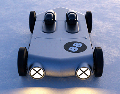 OLD TIME RACING CAR | 2020 ELECTRIC CONCEPT