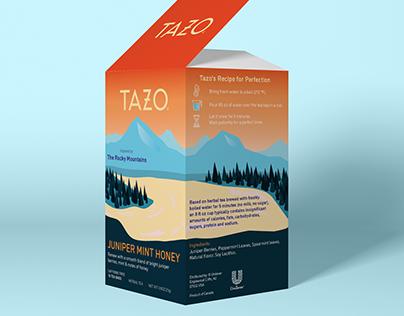 Tazo Tea Redesign