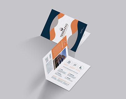 Brochure editorial