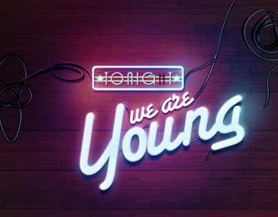 WE R YOUNG