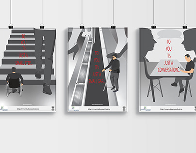 Disability Ad Campaign - Posters