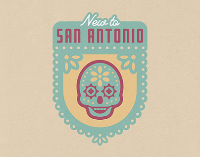 'New to San Antonio' Branding 2021