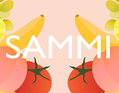 SAMMI REDESIGN 产品包装重设计