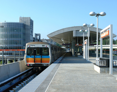 Cooper Carry Design - North Springs MARTA Station, Atla