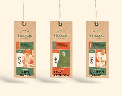 Stikksag - Start Up ID