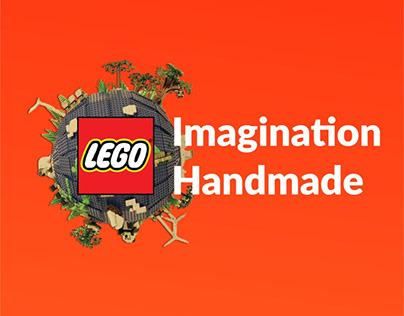 LEGO - Imagination Handmade