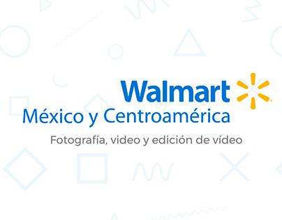 Walmart - Fotografía, vídeo y edición de vídeo