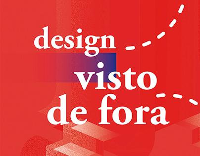 Design Visto de Fora