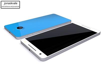 Windows Phone design - Lumia inspired