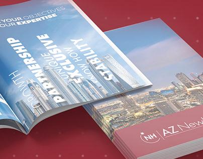 AZ New Horizon   Booklet