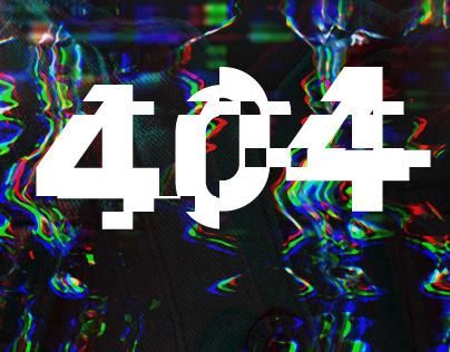 Error 404 (Glitch)