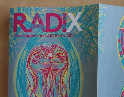 Radix - student magazin about roots - twins science