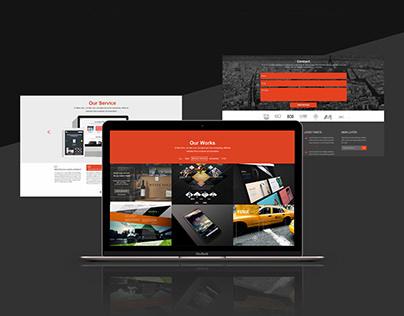Blackbox | Responsive Website