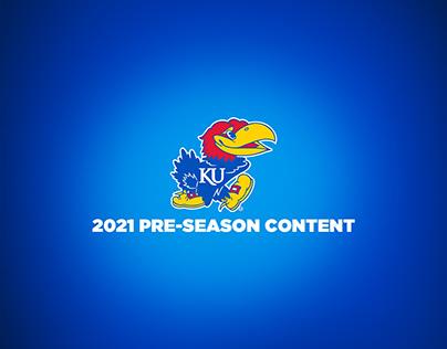 2021 Pre-Season Content - Zachary Kilgore