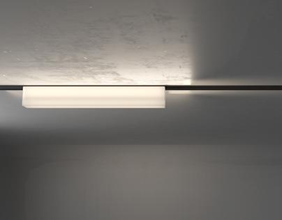 Magnetic Track Lights