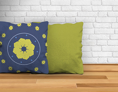Pillow and Fabric Design