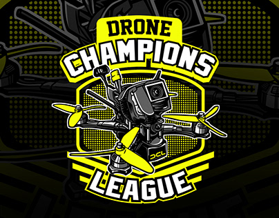 Merchandise for the Drone Champions League
