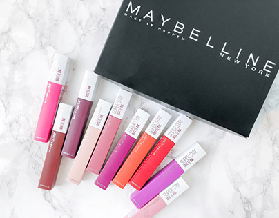 Proyecto maybelline Final