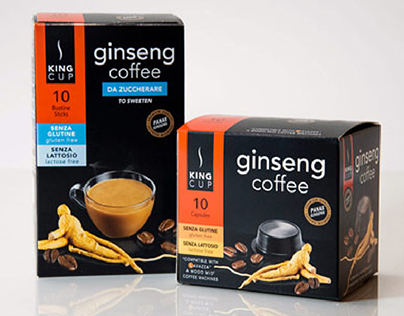 Kingcup Ginseng Coffee