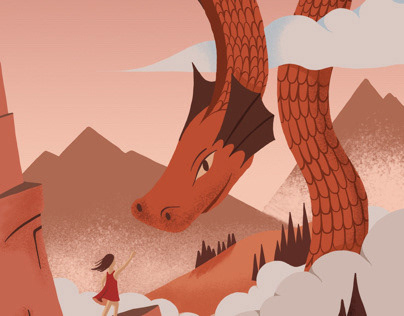 Feed the Dragon! Created in Project Gemini (Fresco)