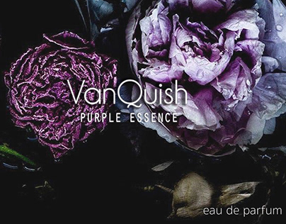 Vanquish- perfume bottle design