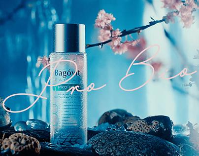 BAGOVIT Cosmetics: Set Design Project