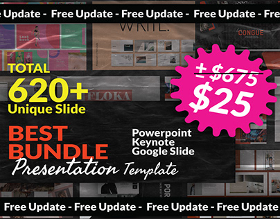 Best Bundle Presentation Pack