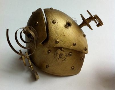 Steampunk Humpty