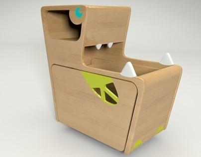 Glouton - Children's furniture
